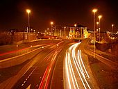 Leeds Inner Ring Road at Night - Coppermine - 9858.jpg
