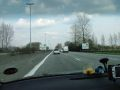 E40 now heading south towards Brugge, Ghent and Brussels. And with a car in lane 3, very rare in parts of belguim - Coppermine - 5398.JPG