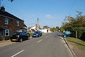 B2088 near Four Oaks - Geograph - 1509176.jpg