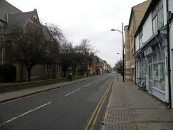 Mill Road, Christmas Day - Geograph - 1090745.jpg