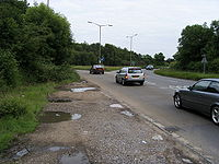 London Road (A40) - Geograph - 853473.jpg