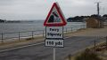 Ferry slipway sign Sandbanks Ferry.jpg