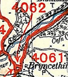 A4062 Bryncethin map.png