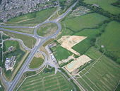 New Cophall roundabout at Polegate - Geograph - 355862.jpg