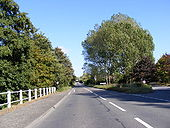B1078 Main Road, Lower Hatcheston - Geograph - 1501437.jpg