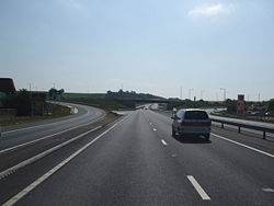 The new Markham Moor Junction - Geograph - 1327166.jpg