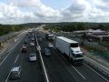 M27 Junction 3 - 4 Widening East Bound.jpg
