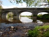New Bridge on the river Taw as seen from downstream - Geograph - 1856942.jpg