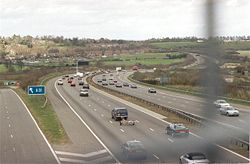 M3 east of Winchester - Geograph - 133004.jpg