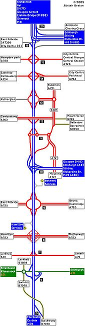 2010 Strip Map of the A74 VI - Coppermine - 2509.JPG