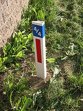 A944 Marker Post - Coppermine - 12905.jpg