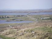 20180523-1637 - A865 crossing Loch Bi, South Uist 57.3433287N 7.361539W.jpg