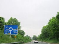 A500 junction with M6 - Geograph - 3505250.jpg