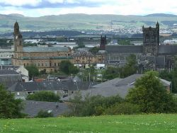 Paisley from Saucel Hill - Geograph - 2514689.jpg