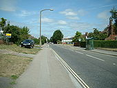 Former A335 Wide Lane, Southampton - Coppermine - 7177.JPG