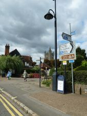 Late September in Amersham Old Town... (C) Basher Eyre - Geograph - 2254908.jpg