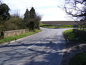 A1120 and Rook's Bridge - Geograph - 1802689.jpg
