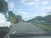 A500, Stoke D-road, Between M6 J15 (Hanchurch) and Trent Vale - Coppermine - 3208.jpg