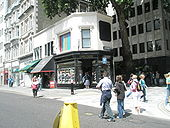 Junction of Cheapside and Wood Street - Geograph - 890362.jpg