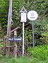 Bend sign in Tobermory - Coppermine - 23316.jpg