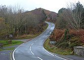 Road to Llanidloes - Geograph - 1589925.jpg