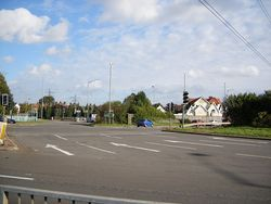 Crooked Billet Roundabout - Geograph - 268573.jpg