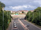 Mill Lane Bridge, Kingsway Tunnel... (C) El Pollock - Geograph - 1409370.jpg