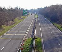 The A5 in Atherstone - Geograph - 683371.jpg