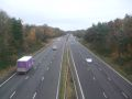 A46 look north from A452 junction.JPG