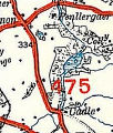 A475 (Swansea - Carmarthen)-map.png