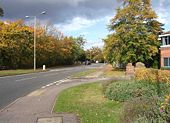 London Road (A3100), Guildford - Geograph - 1557095.jpg