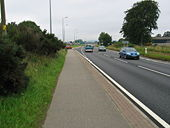 A96 to Inverness near Seafield - Geograph - 250758.jpg