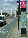 Cycle Superhighway 8 - Geograph - 3992990.jpg