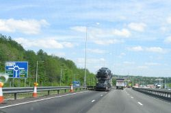 M25 junction 20 - Geograph - 2391632.jpg