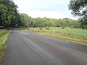 Old A9. Between Findo Gask and Forteviot junctions. - Coppermine - 20134.JPG