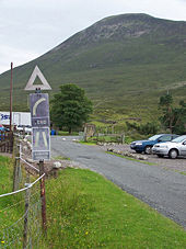 Old signs by the old road - Geograph - 1409999.jpg