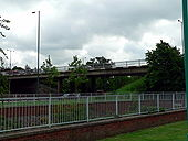Crossroads at Bexleyheath - Geograph - 448686.jpg