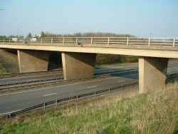 A14 Stow-cum-Quy (Cambridge By-pass) - Coppermine - 10974.jpg