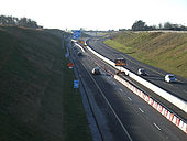 The M8 at junction 12. - Coppermine - 21145.jpg