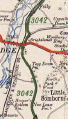 B3042 Hampshire map.png