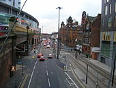 London Road, Manchester - Geograph - 1655361.jpg