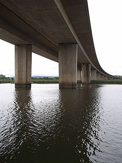 M5 across the Exe - Geograph - 553023.jpg