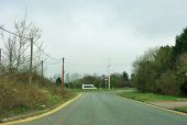 Where the Halfway House roundabout used to be - Geograph - 2867688.jpg