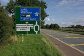 A45 west of Dunchurch - Geograph - 1425271.jpg
