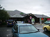 Killington Lake Motorway Services - Geograph - 519687.jpg