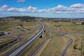 A90 AWPR - Kingswells South Junction - aerial from S.jpg