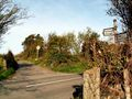 Crossroads on the A14 Sulby to Sandygate Road - Geograph - 405355.jpg