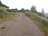 Old A9. Between Findo Gask and Forteviot junctions. - Coppermine - 20139.JPG