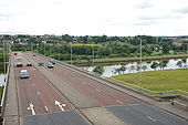 Coleraine ring road - Geograph - 190450.jpg