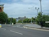 Six Dials junction, Southampton - Geograph - 26486.jpg